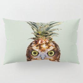 PINEAPPLE OWL Pillow Sham