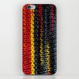 Wide Stripes iPhone Skin