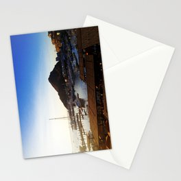 The Marina View - Cabo San Lucas Stationery Cards