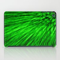 emerald iPad Cases featuring Emerald by SimplyChic