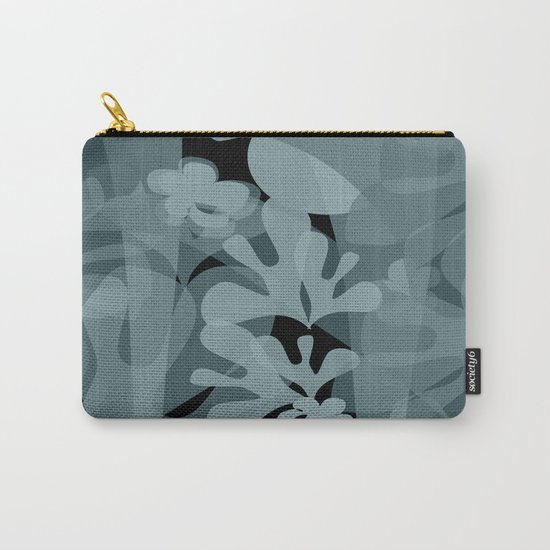Rain Forest Carry-All Pouch