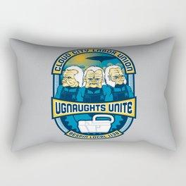 Ugnaughts Unite Rectangular Pillow