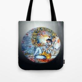 Krishna  Tote Bag