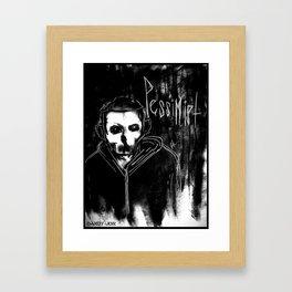 Pessimist  Framed Art Print