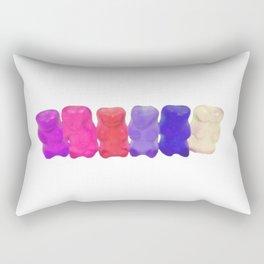 6 bears Rectangular Pillow