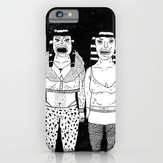 CHEAP GIRLS iPhone & iPod Case