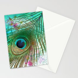 Peacocktail Stationery Cards