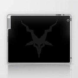 Black Metal Baphomet Laptop & iPad Skin