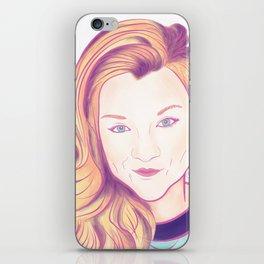 Natalie Dormer iPhone Skin