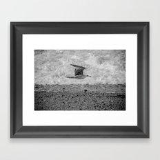 Arrival of the Birds # 1 Framed Art Print