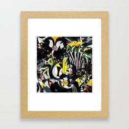 selfish giant Framed Art Print