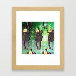 Katamari Cousins - Dipp Framed Art Print