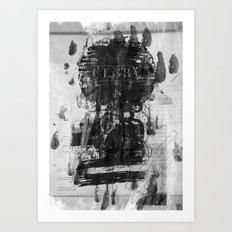 Ride The Glory  Art Print