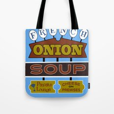 French Onion Soup  Tote Bag