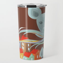 Christmas & New Year Travel Mug