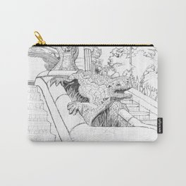Bcn 7 Carry-All Pouch