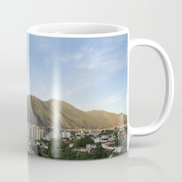 Atardecer decembrino Coffee Mug