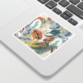 Tropical Wild Jungle Sticker
