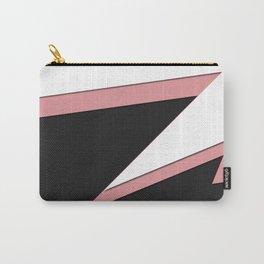 FLASH #pink #black #minimal #art #design #kirovair #buyart #decor #home Carry-All Pouch