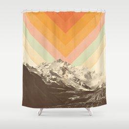 Mountainscape 2 Shower Curtain