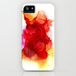 Scarlet iPhone Case