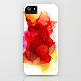 Scarlet iPhone Case