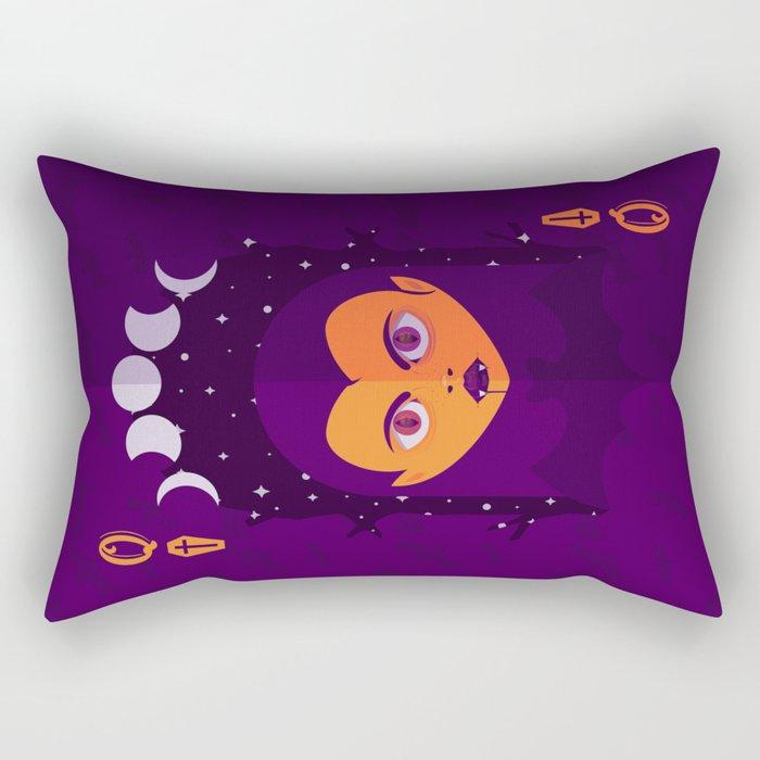 Queen V Rectangular Pillow