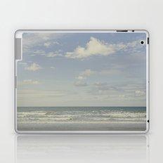 Welsh seascape Laptop & iPad Skin