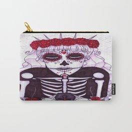 Enamorado con Muertos Carry-All Pouch