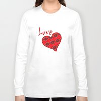 ruby Long Sleeve T-shirts featuring Ruby by gretzky