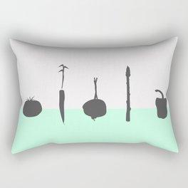 Veggies! Rectangular Pillow