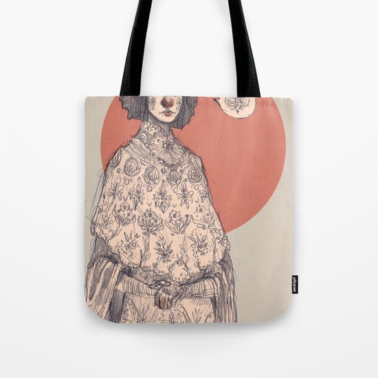Time Roll Forward Tote Bag