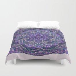 Batik Meditation  Duvet Cover