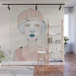 Mime Wall Mural