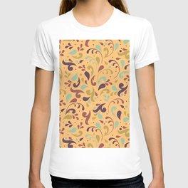 Swirls & Curls T-shirt
