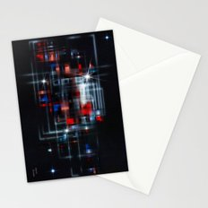 Space Station Stationery Cards
