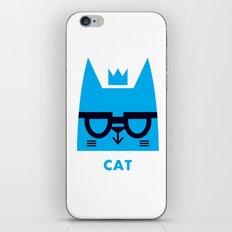 Catherine Cat iPhone & iPod Skin