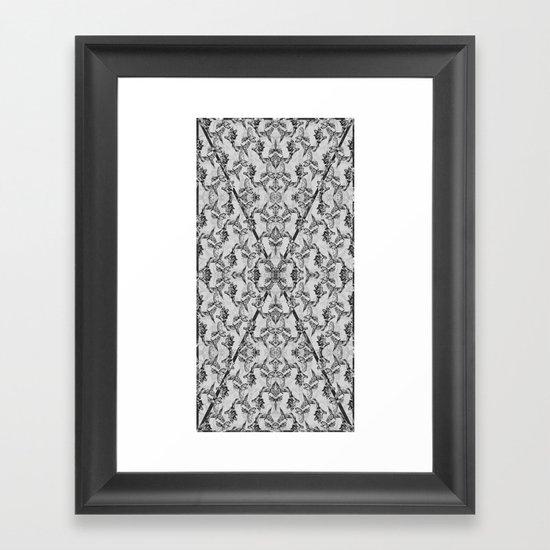 PARRIOT Framed Art Print
