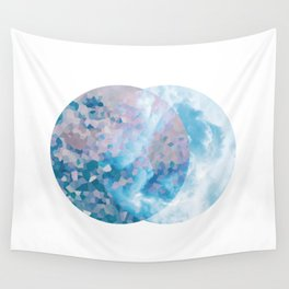 Piha Montage Wall Tapestry