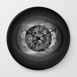Transfoam Wall Clock