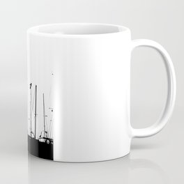 Masts Coffee Mug