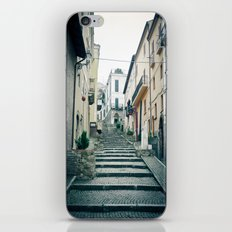 Step's iPhone & iPod Skin