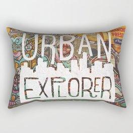 URBAN EXPLORER Rectangular Pillow
