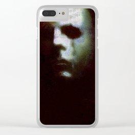 boogeyman Clear iPhone Case