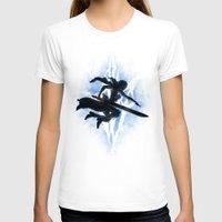 returns T-shirts featuring Lightning Returns by Six Eyed Monster