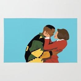 Damn Gina & Martin - This Kind of Love Rug