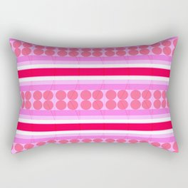 Stripes-002 Rectangular Pillow