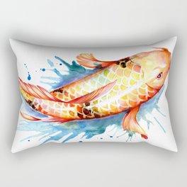 Koi Rectangular Pillow