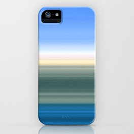 Summer Time in the Valley iPhone Case