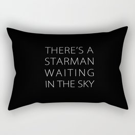 STARMAN 003 Rectangular Pillow
